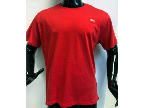 Pánské triko Lonsdale, červené