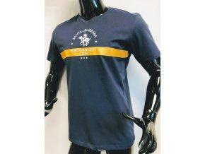 Pánské triko Santa Barbara Polo club, tmavě modré