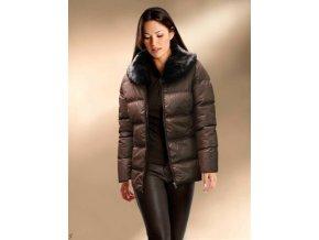 Reken Maar dámská péřová zimní bunda