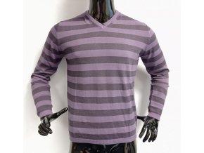 Pánský svetr Conley, fialový