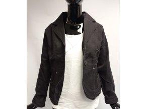 Dámská džínová bunda MO, černá