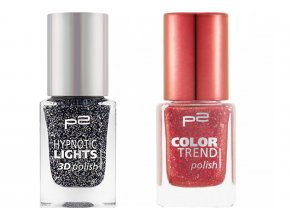 p2 Cosmetics / Color Trend polish / lak na nehty