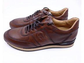 Pánské kožené boty Aigner Max 5E