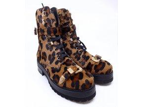 Dámská kožená obuv RAS Camari Cuero 9339