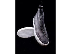 Dámské boty s kožíškem Pieces