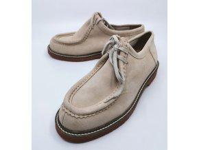 Dámské, dívčí kožené boty Maians