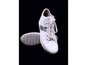 Dámské kotníkové boty Ara shoes, bílé
