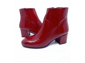 Dámské kotníkové boty Carol Paris