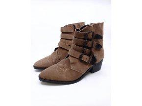Dámské kotníkové boty Deabused