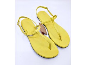 Dámské sandále Havaianas žluté