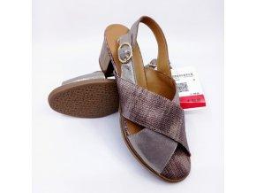 Dámské sandále na podpatku Ella Cruz