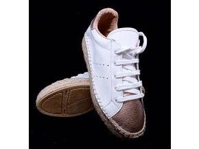 Dámské botasky Cuplé, bílé