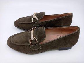 Dámské semišové boty Sí