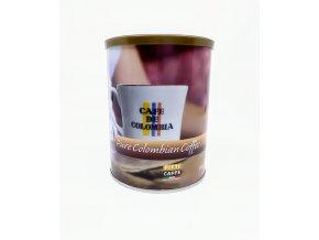 PITTI CAFFE - PURE Colombian - Zrnková káva Dóza 250g