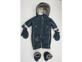 Peak Mountain / Dětská kombinéza s rukavicemi a botičkami