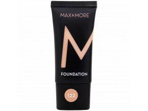 Max & More Foundation více odstínů