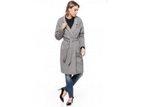TOM TAILOR MODERN O-SHAPE COAT / dámský kabát
