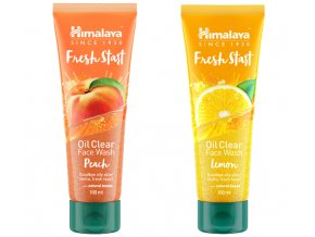 fresh start oil clear peach face wash2