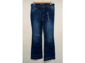 Dámské džíny IKKS tmavě modré