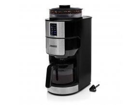 Princess 249408  kávovar s vestavěným mlýnkem kávy
