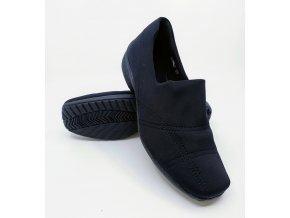 Dámská obuv pro volný čas Togo Gogo, černá