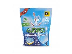 cleveo tablety do myčky 20 ks 8594192470014