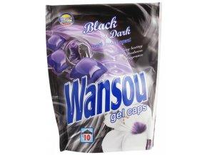 Wansou GELOVÉ KAPSLE BLACK & DARK 10KS x 20g