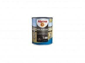 Alpina Holzlasur SOE 80 Ebenholz-Eben, 2,5l