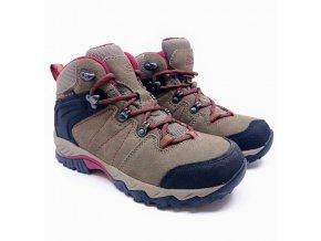 Dámské outdoorové  boty Clorts - nepromokavé