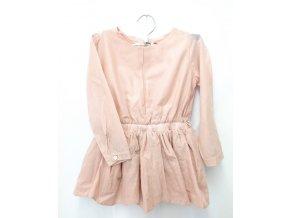 Dívčí šaty MARÉSE Naissa pink blush, starorůžové