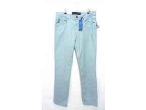 Pánské plátěné kalhoty Miller & Monroe, modré