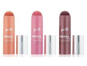 p2 cheeks and lips blush stick