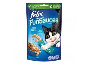 Felix Fun Sauces mořské plody, 5 x 15 g