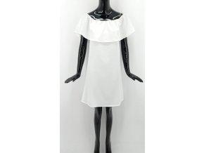 Dámské šaty Neo Noir - Shophia, bílé