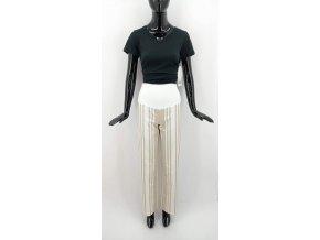 Těhotenské kalhoty Mam Mystic, pruhované