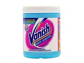 VANISH Oxi Action White Sensitive prací prášek na odstranění skvrn, 1125 g