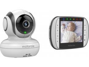 """Motorola MBP 36 S  digitální video chůvička s 3,5"""" barevným LCD displejem"""