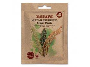 natura multi grain infused sheet mask 1027865 00