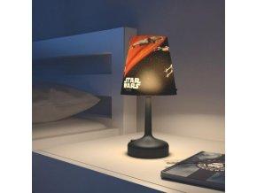 Philips 71888/30/16 - LED Dětská stolní lampa DISNEY STAR WARS