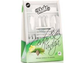Shake Fragrance Closet Sachets - vonné sáčky do skříně 3 kusy