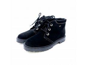 Dětská kotníková obuv FARE, černá