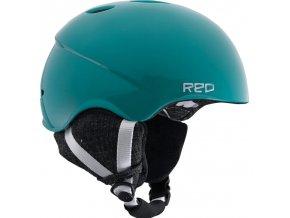 helma red womens hi fi jade green 3