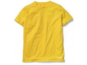 Tričko Carhartt WIP x APC, žluté
