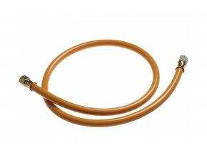 """Plynová hadice PVC 1/4 """"levý vnitřní x 1/4"""" levý vnitřní - 1 metr"""