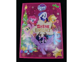 Adventní kalendář My little pony