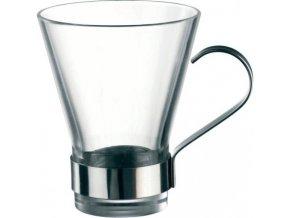 Sada 6 sklenic na teplé nápoje Bormioli Rocco Ypsilon 220 ml