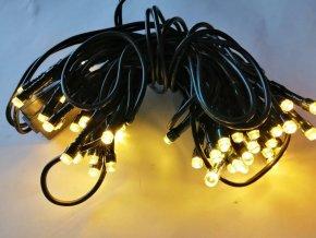 LED Vánoční osvětlení 50 LED diod 2,9m