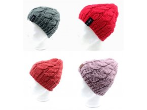 Antonio pletená čepice, více barev