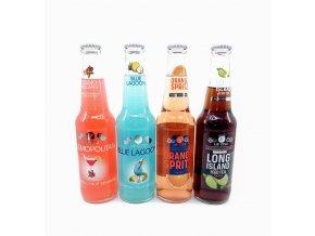 Alkoholický nápoj - různé druhy 330 ml