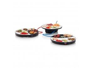 Stolní gril Princess 103082 Dinner4All - pro 2 osoby
